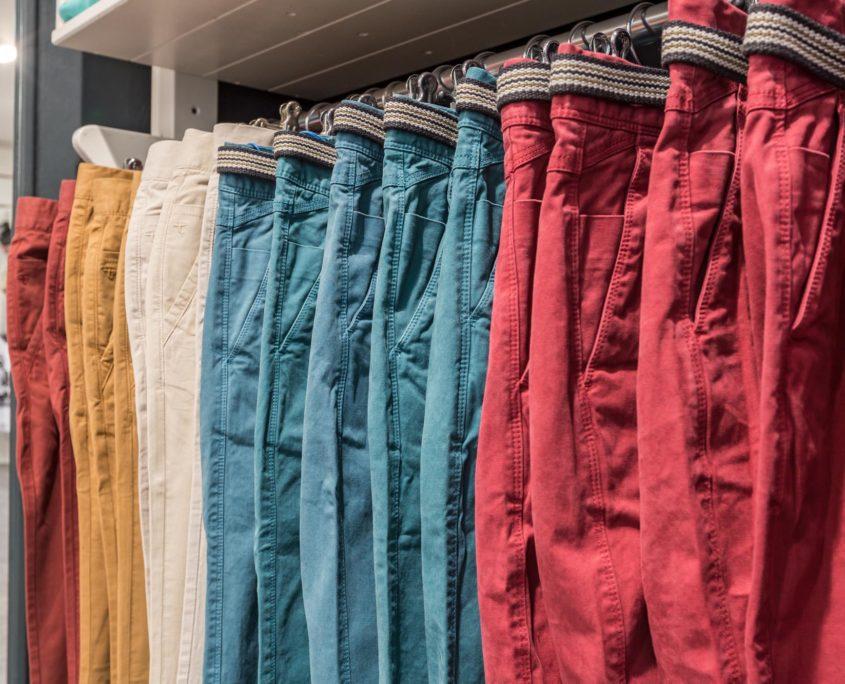 Rayon des pantalons sportswear